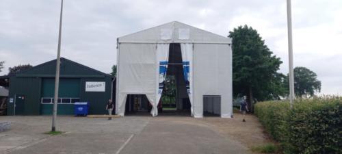 Tent bouwen 2021